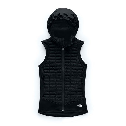 Women's ThermoBall Hybrid Vest - TNF Black