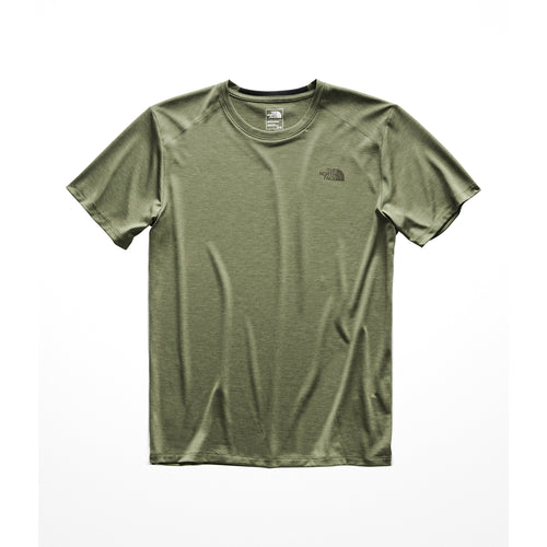 Men's HyperLayer FD Short Sleeve Crew - Four Leaf Clover Heather
