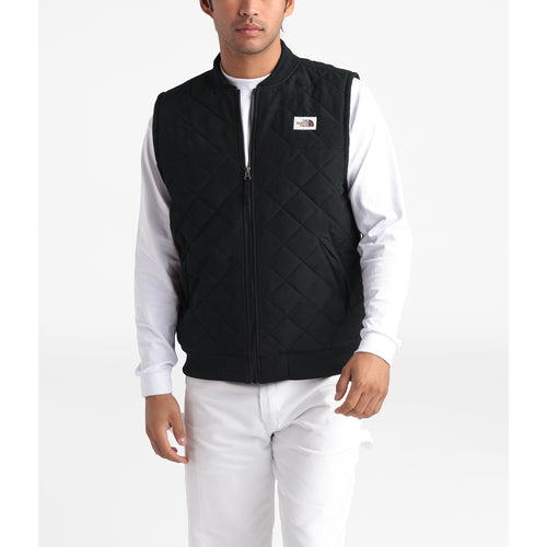 Men's Cuchillo Insulated Vest - TNF Black