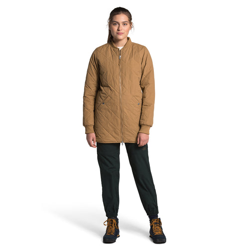 Women's Cuchillo Parka - Utility Brown