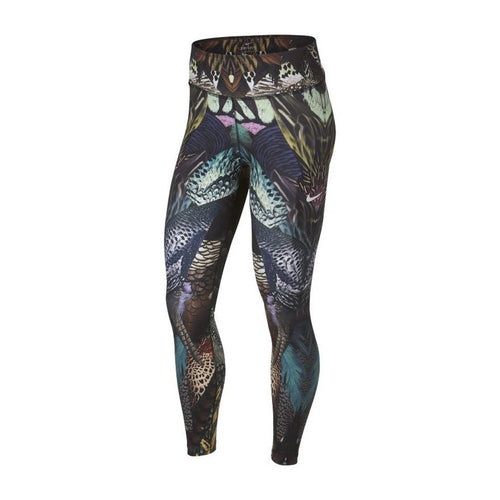 Women's Power Training Tights Birds of Paradise