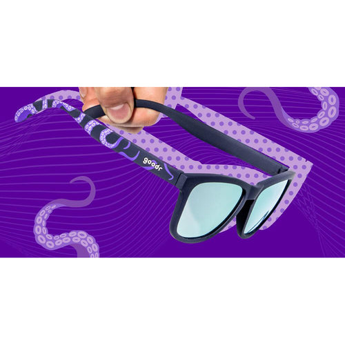 Whats Snackin Kraken Sunglasses - Purple/Purple