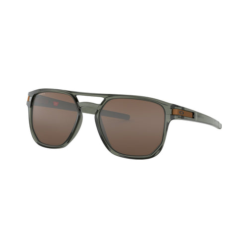 Latch Beta PRIZM Tungsten Sunglasses - Olive