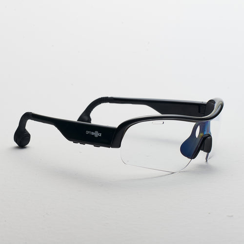 Optishokz Revvez Sunglasses - Diamond Transparent