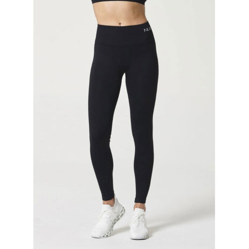 Women's High Rise Mesa Legging - Black