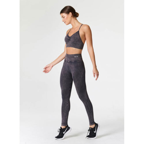 Women's Mineral High Rise Mesa Legging - Washed Black