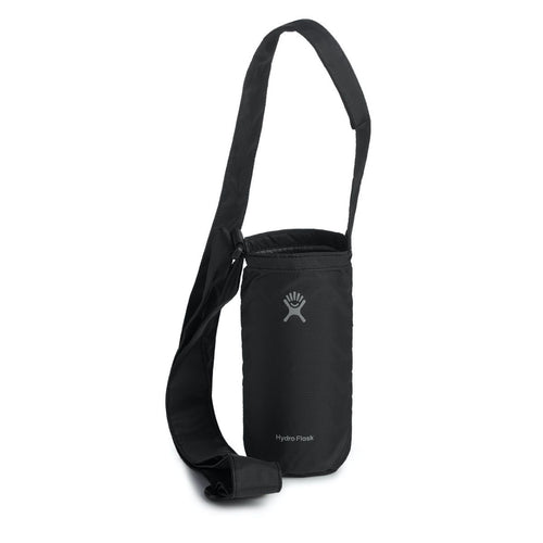 Packable Bottle Sling Small - Black