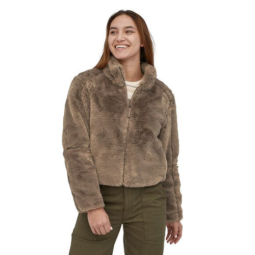 Women's Lunar Frost Jacket - Furry Taupe