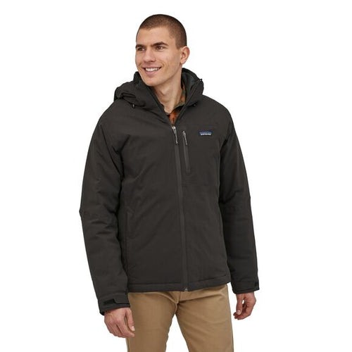 Men's Insulated Quandary Jacket - Black