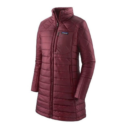Women's Radalie Parka - Chicory Red