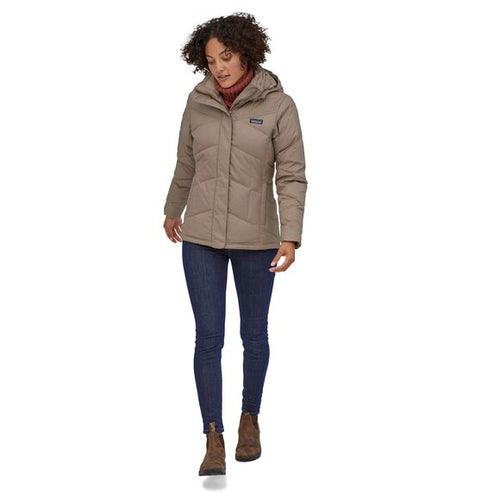 Women's Down With It Jacket - Furry Taupe