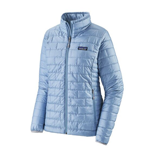 Women's Nano Puff Jacket - Berlin Blue