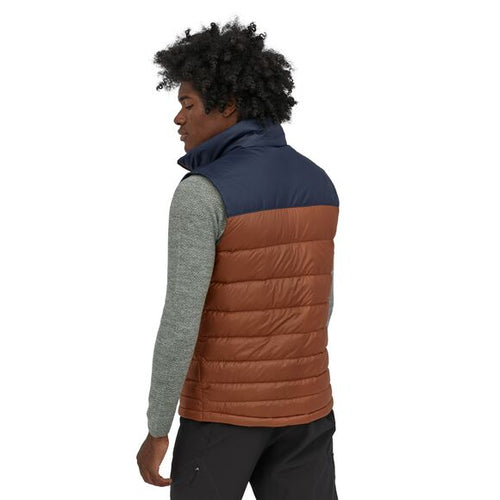 Men's Hi-Loft Down Vest - Black