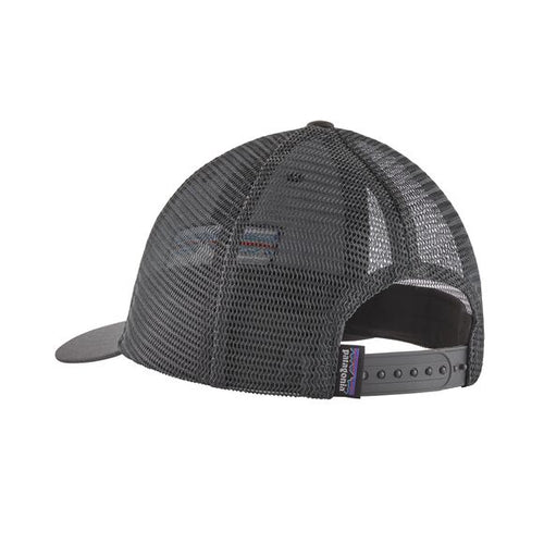 P6 Logo LoPro Trucker Hat - Forge Grey