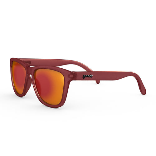 Phoenix at Bloody Mary Bar Sunglasses - Red