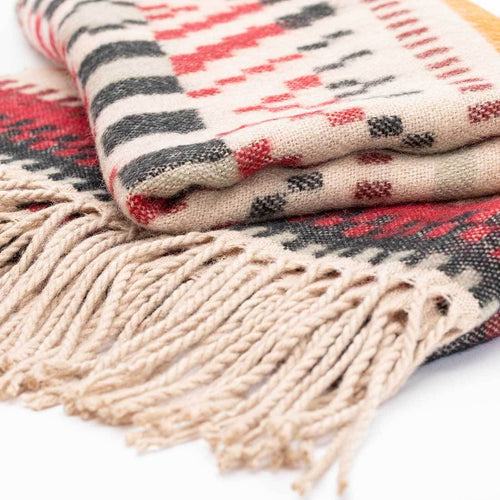 Women's Bray Scarf - Natural