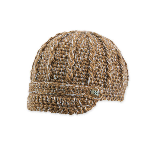 Women's Clara Hat - Tobacco
