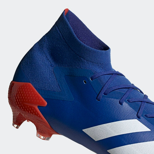 Predator 20.1 FG - Royal Blue / Cloud White / Active Red