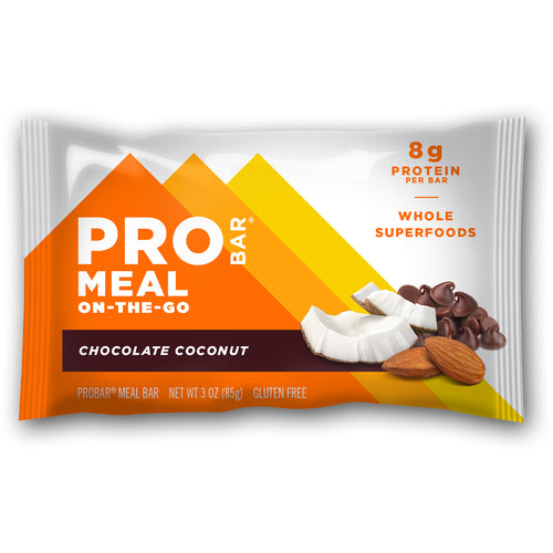 Chocolate Coconut Meal Bar