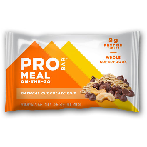 Oatmeal Chocolate Chip Meal Bar