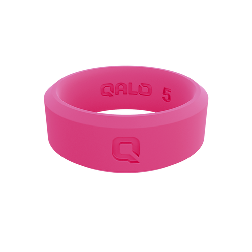 Women's Modern Q2X™ Silicone Ring - Pink
