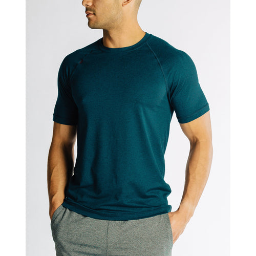 Men's Reign Short Sleeve Tee - Gibraltar Sea Heather