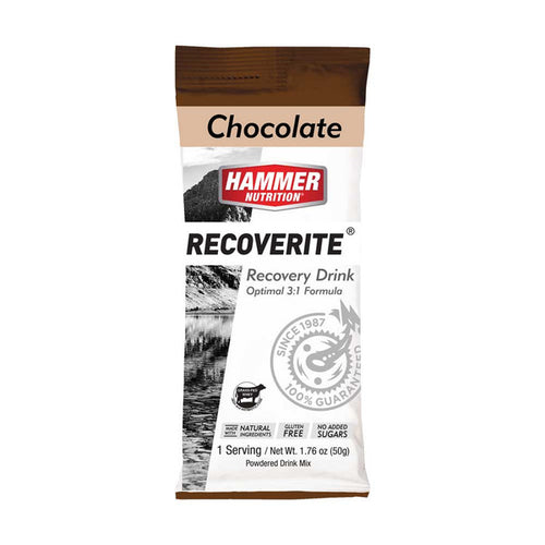 Chocolate Recoverite Single Serving