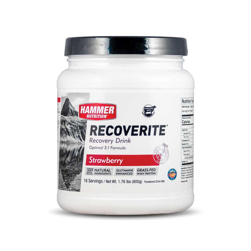 Strawberry Recoverite 16 Servings