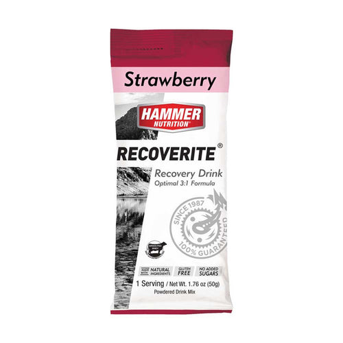 Strawberry Recoverite Single Serving Packet