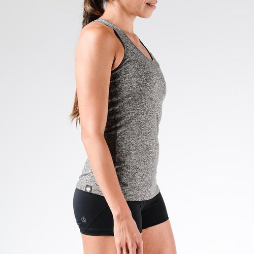 Women's EZ Tank Top - Charcoal