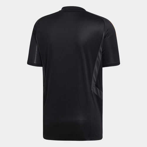 Real Madrid 2019/20 Training Jersey - Black/Dark Football Gold