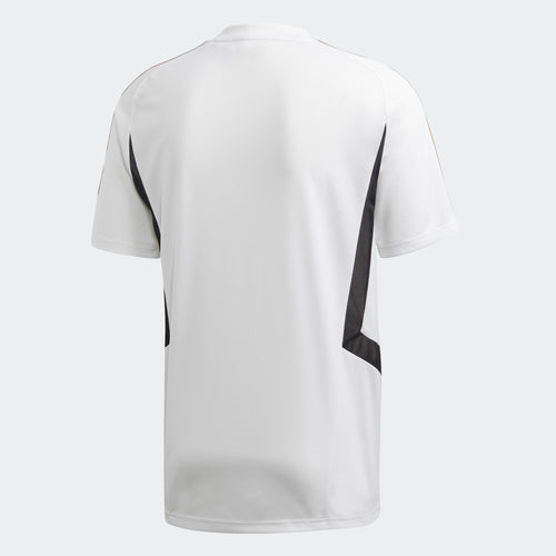 Real Madrid 2019/20 Training Jersey - White/Dark Football Gold