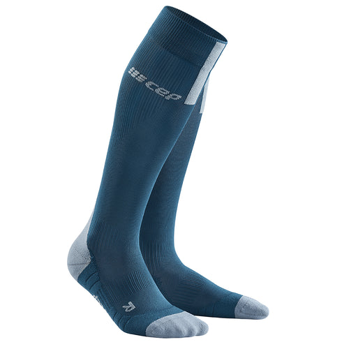 Men's Run Socks 3.0 - Blue/Grey