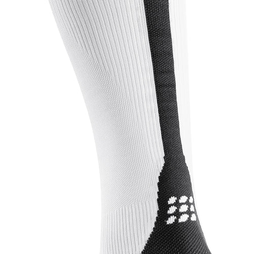Women's Run Socks 3.0 - White/Black