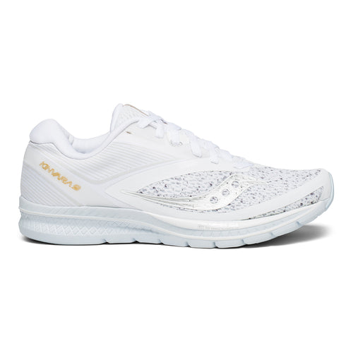 Women's Kinvara 9 Running Shoe - White