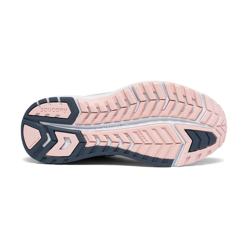 Women's Omni ISO 2 (Wide - D) Running Shoe - Slate/Pink