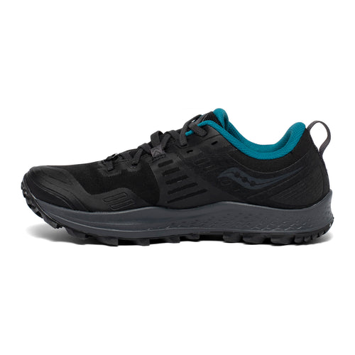 Women's Peregrine 10 GTX Trail Shoe - Black/Marine