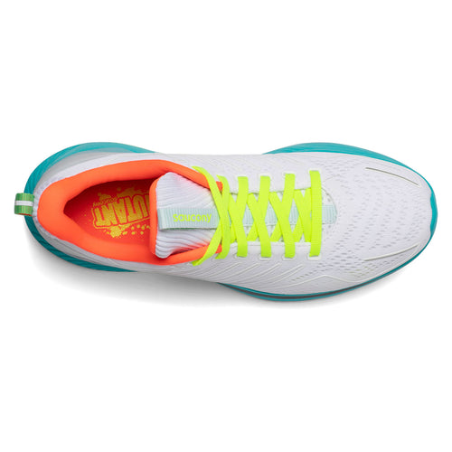 Women's Endorphin Shift Running Shoe - White Mutant