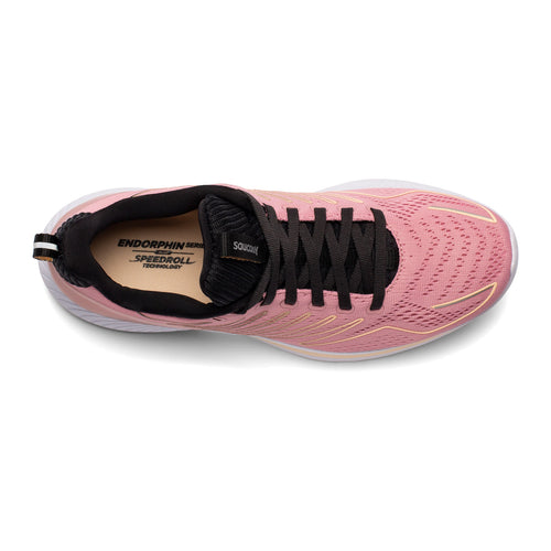 Women's Endorphin Shift Running Shoe - Rosewater/Black