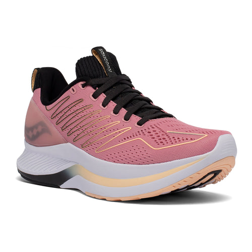 Women's Endorphin Shift (B - Regular) Running Shoe - Rosewater/Black