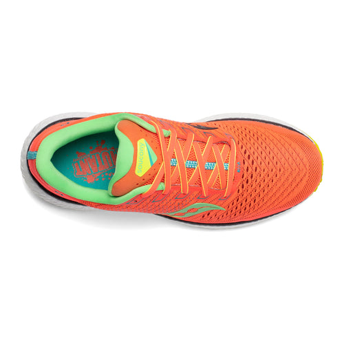 Women's Triumph 18 Running Shoes - Red Mutant