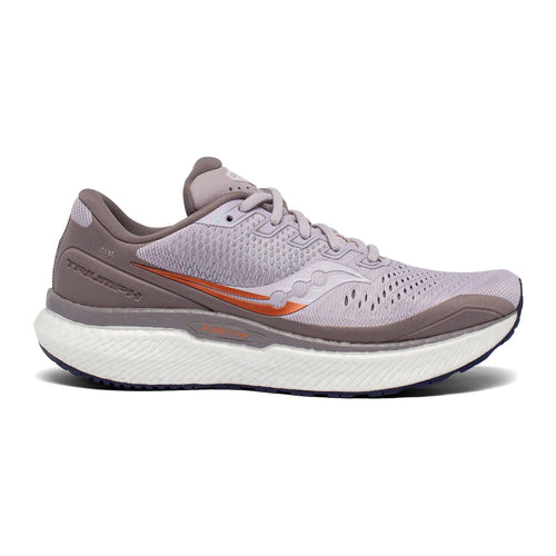 Women's Triumph 18 Running Shoes - Lilac/Copper