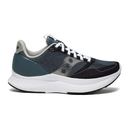Women's Endorphin SHIFT Icon Running Shoes - Navy/Silver
