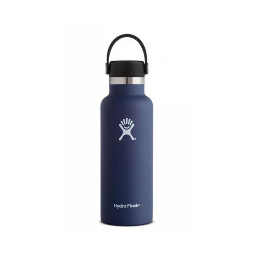 18 oz Standard Mouth Insulated Waterbottle - Cobalt