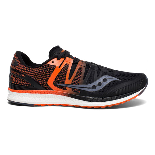 Men's Liberty ISO Running Shoe - Black/Orange