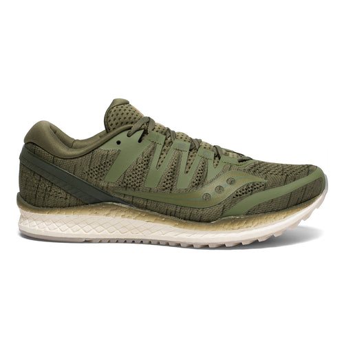 Men's Freedom ISO 2 Running Shoe - Olive Shade