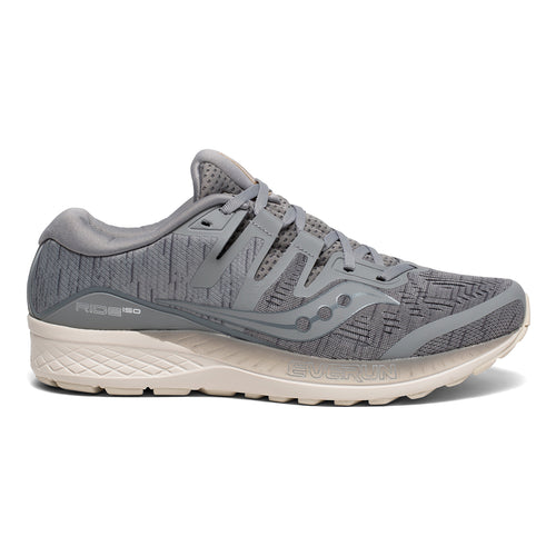Men's Ride ISO Running Shoe - Grey Shade