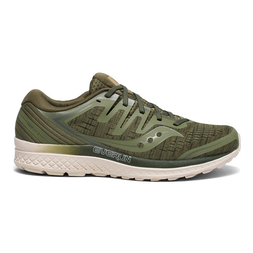Men's Guide ISO 2 Running Shoe - Olive Shade