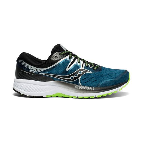 Men's Omni ISO 2 (Wide - 2E) Running Shoe - Marine/Silver
