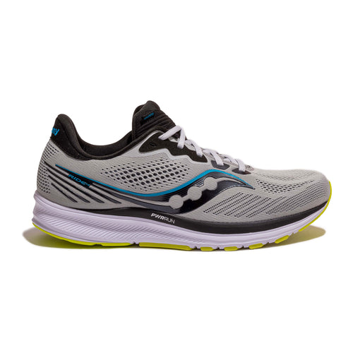 Men's Ride 14 Running Shoe - Fog/Black/Storm